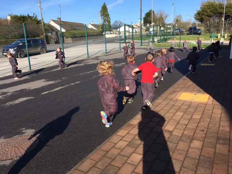 Ms Cooney's Junior Infants